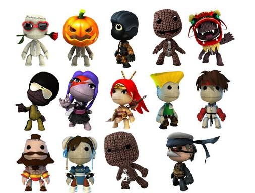 游戏画面采用黏土动画风格,玩家操作的是简单可爱的缝制小布偶,关卡