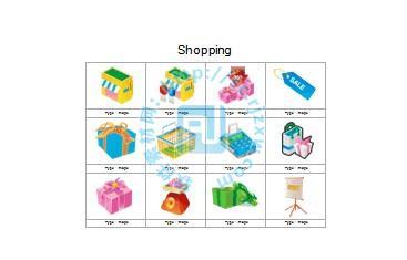 商店图标主题ppt模板素材免费素材下载