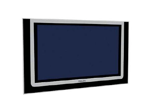 挂式电视机3d模型
