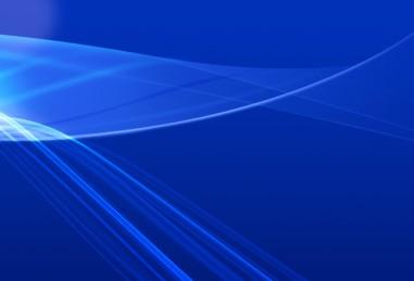 photoshop打造绚丽的蓝色光束壁纸