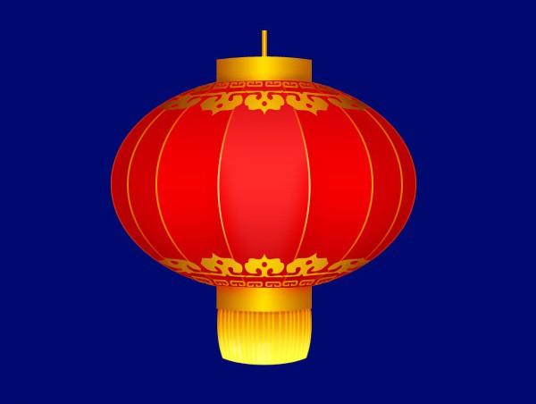 制作喜庆的中秋灯笼